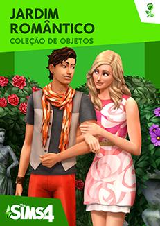 Capa The Sims 4 Jardim Romântico.png