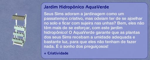 Jardim Hidropônico AquaVerde