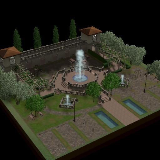 Parque do Passeio Enluarado
