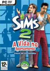 Capa Os Sims 2 A Vida no Apartamento.jpg