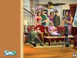 The Sims 2 Beta 1