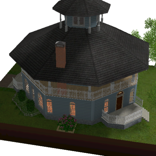 A Casa Octogonal