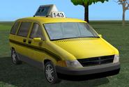 Carro Táxi