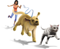 Artwork The Sims 3 Pets 11
