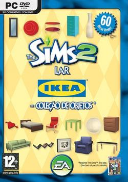 Capa The Sims 2 Lar IKEA.png