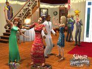 The Sims 2 - Festa de Natal (1)
