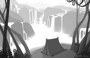 The Sims 4 Retiro ao Ar Livre Arte conceitual 06