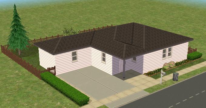 Casa Muito Pequena