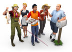 The Sims 4 Render 21