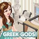 Tema - Deuses Gregos - The Sims Social