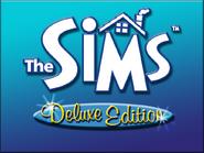 The Sims Deluxe Edition (Tela de Carregamento)