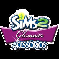 Logo Os Sims 2 Glamour