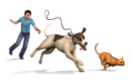 Artwork The Sims 3 Pets 03
