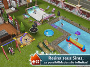 The Sims JogueGrátis (iPad) 01