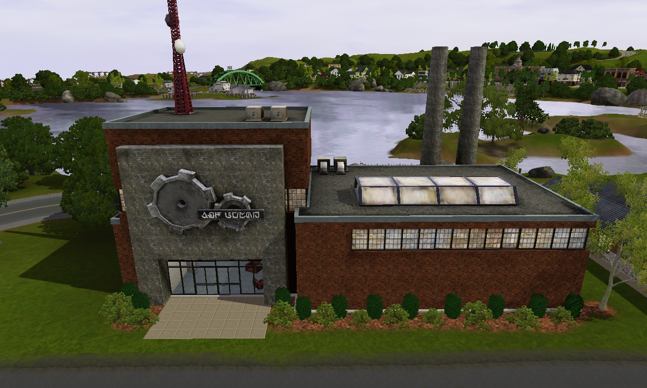 Laboratório do Distrito Industrial