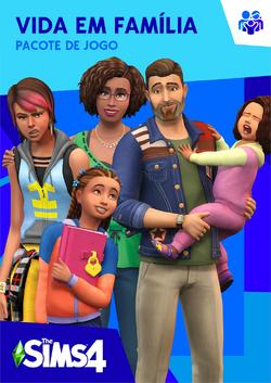 Capa The Sims 4 Vida em Família.png