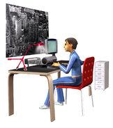 The Sims 2 - Lar IKEA (Render 2)