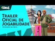 The Sims™ 4 Diversão na Neve- Trailer Oficial de Jogabilidade