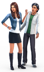 The Sims 4 Render 12