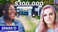 Pro Sims Teams Split Up To Win $100k In The Sims 4 • Spark'd Ep