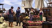 Piratas & Nobres 1