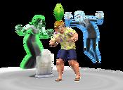 Render Fantasmas (The Sims 4)
