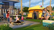 The Sims 4 Retiro ao Ar Livre 05