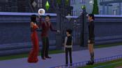 Alexandre e sua família