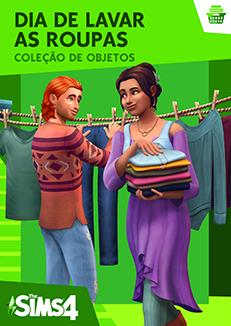 Capa The Sims 4 Dia de Lavar as Roupas.png