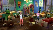 The Sims 4 - Faxina Fantástica (3)
