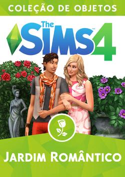 Capa The Sims 4 Jardim Romântico (Primeira Versão).png