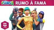 The Sims 4 Rumo à Fama Trailer Oficial de Anúncio