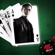 The Ace of Spades is clever. But is he enough to take down Senator Roark