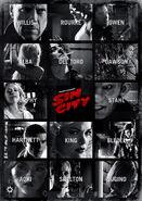 Sin City 2005 poster