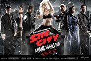 Sin City- ADTKF lobby card