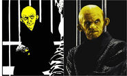 Comparison of the Yellow Bastard