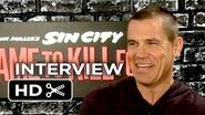 Sin City A Dame To Kill For Interview - Josh Brolin (2014) - Graphic Novel Movie HD