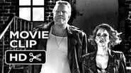 Sin City A Dame To Kill For Movie CLIP - Looks Like Trouble (2014) - Jessica Alba Movie HD