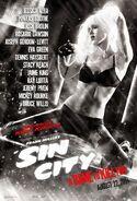 Sin city a dame to kill for 2014 nancy poster by camw1n-d7awdwe