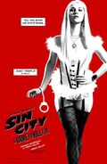 Juno Temple joins the ladies of Old Town as Sally in Sin City- A Dame to Kill For.