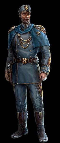 A TEC Admiral.