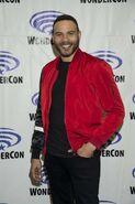 WonderCon 2018 Ian Verdun