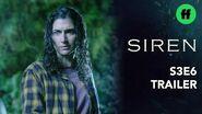 Siren Season 3, Episode 6 Trailer Tia Learns About Ryn's Baby