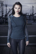 Freeform Siren S1 Character Poster Ryn