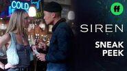 Siren Season 2, Episode 10 Sneak Peek Calvin & Xander Adjust to Working on Land Freeform