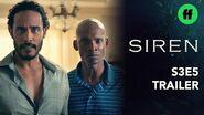 Siren Season 3, Episode 5 Trailer The Mermen Return For Ryn's Baby