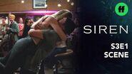 Siren Season 3, Episode 1 Calvin Proposes To Janine Freeform