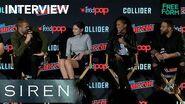Siren New York Comic Con Panel Freeform