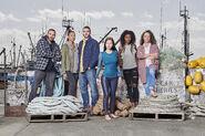 Cast Promotional Photo Xander, Maddie, Ben, Ryn, Donna, Helen