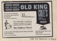 Old King Cole's